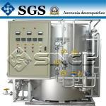 Automatic Ammonia Cracker for Hydrogen Generation