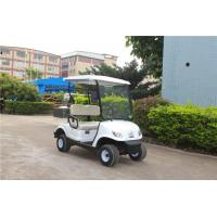 Wholesale 48V 2 Passenger Electric Delivery Car , Park Services Food Golf Cart 24km/H from china suppliers