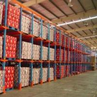 Wholesale Industrial heavy duty warehouse storage rack system drive in pallet rack from china suppliers