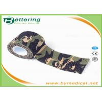 Wholesale Military Tactical Flexible Cohesive Elastic Bandage Adhesive Tape Stretchable from china suppliers