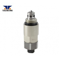 Wholesale TEM DH300-7 Main Relief Valve C011B-40377 Service Relief Valve For DOOSAN Excavator from china suppliers