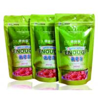 China Aluminum Zipper Stand up Pouch , food bag manufacturers , food bag london wholesale
