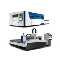 Wholesale 380V/50HZ CNC Laser Cutting And Engraving Machine , Iron Laser Cutting Machine from china suppliers