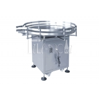 Buy cheap Semi-automatic rotary bottle feeding and accumulation table Machine / Equipment from wholesalers