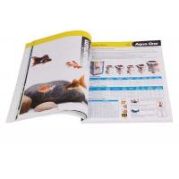 Wholesale CMYK Catalogs Color Printing Company Short Run Catalogue Printing Services from china suppliers