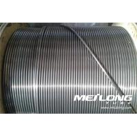 Wholesale Seamless Stainless Steel Hydraulic Tubing Bright annealed Incoloy Alloy UNS N08800 from china suppliers