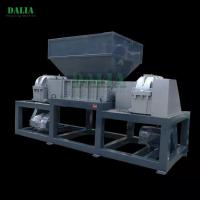 Wholesale Heavy Structure Metal Shredder Machine 30KW Replaceable Shredding Cutter from china suppliers