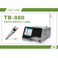 China Semiconductor 980 nm Diode Laser Spider Vein Removal Machine Paineless wholesale