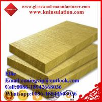 Wholesale 100kg/m3 Rockwool insulation board from china suppliers