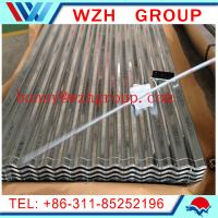 Wholesale 0.13-0.5mm 10 feet hot dipped galvanized steel sheet as the roofing sheet from china suppliers