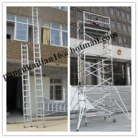 Wholesale Aluminium ladder&household ladder,Aluminium Step ladder folding ladder from china suppliers