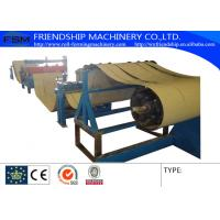 China 4KW 380v 50Hz  Slitting Line Machine Metal Rollforming Systems , 0.4-0.8mm Thickness on sale