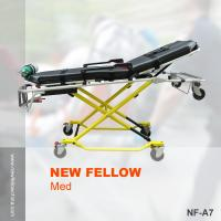 China Aluminum Alloy High Strength Roll-in Self Collapsible Ambulance rescue stretcher wholesale