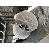 Wholesale Glass 15.0×2.0×3.0 Acid Fume Scrubber , Industrial Air Scrubber Total Resistance 10 S from china suppliers