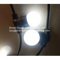 Wholesale patio string lights from china suppliers