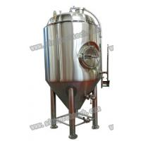 Wholesale 1000L stainless steel beer tank with insulating layer from china suppliers