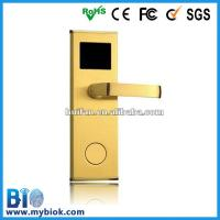 Wholesale Top seller RF card Hotel Door Lock in African Bio-LM601 from china suppliers