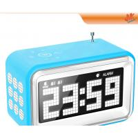 digital mini speaker mp3 computer electronic calendar clock with alarm ra. Black Bedroom Furniture Sets. Home Design Ideas