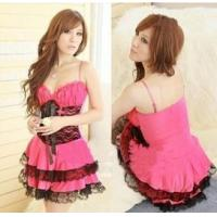 halloween costumes holloweenparty costume lace red sexy charming costumes contact supplier