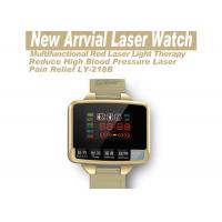 Wholesale Leawell Therapeutic Laser Devices Medical Laser Watch Rated Frequency 50HZ from china suppliers