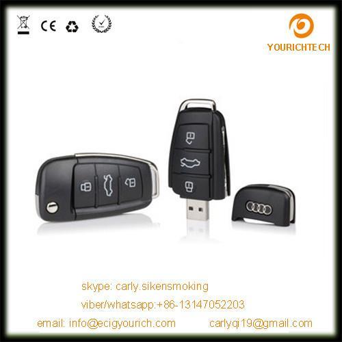 Audi Car Key Usb Flash Drive Car Key Shape Usb Flash Drive Usb - Audi car key