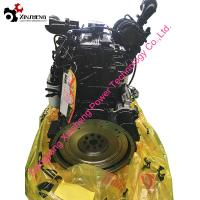 QSL8.9- C325 Cummins diesel engine For Excavator / Hirizontal Directional