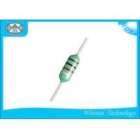 Quality Lead Free Fixed Inductor 0.1uH - 1mH 0307 Color Code Inductor For Choke Coils for sale