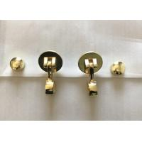 Wholesale H050 Funeral Articles Casket Handles / Gold European Style Casket Accessories from china suppliers