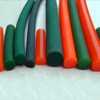 Wholesale Pu Round Ceramic Industrial Conveyor Belts , Portable Conveyor Belts from china suppliers