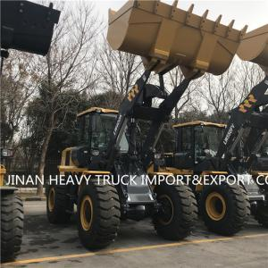 Wholesale LW400K LW400KN Heavy Construction Machinery XCMG Wheel Loader 4 Ton from china suppliers