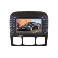 Wholesale Android 5.0 7 inch Touch Screen Mercedes C Class DVD Player 1024*600 Resolution from china suppliers