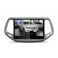 Wholesale IPS Capacitive Screen Android Car DVD Stereo 10.1 Inch With Jeep Compass from china suppliers