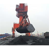 Wholesale 25t Mechanical Four Ropes Clamshell Grab Bucket  for Loading Coal and Bulk Cargo from china suppliers