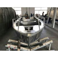 Wholesale Professional Custom Aluminum Fishing Boats 5.2m With Cuddy Cabin from china suppliers