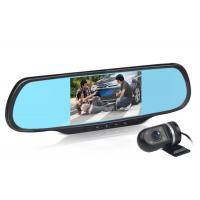 Wholesale Two Channel Recording WIFI Car DVR Back View Recording Parking Camera from china suppliers