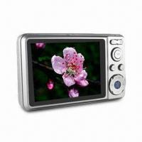 Wholesale Digital Camera with Speakers, 2.4-inch TFT Display, 14.0MP Camera and Built-in Lithium Battery from china suppliers