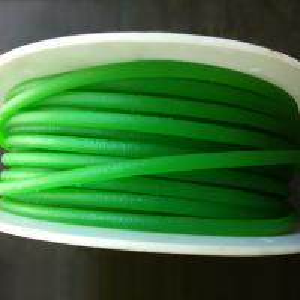 Wholesale Polyurethane Pu Round Belt , Ceramic Industry Food Grade Conveyor Belt from china suppliers