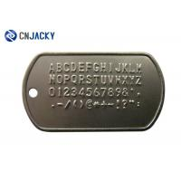 Buy cheap Customized Pet ID Label And Military Dog Label Stainless Steel Sheet Metal from wholesalers