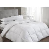 Wholesale Comfortable Hotel Bedding Duvet With 70% Goose Feather And 30% Goose Down from china suppliers
