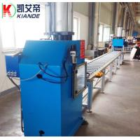 Gas - Hydraulic Booster Press CNC Busbar Machine Busbar Assembly System