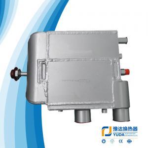 air dryer cooler Evaporative air cooler evaporator brazed