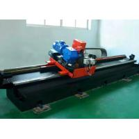 Wholesale Steel tube and pipe mill cold cut high efficiency flying cold saw from china suppliers