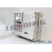 China Digital Sewage Pump Control Panel , Single Phase Pump Controller AC220V/50HZ on sale