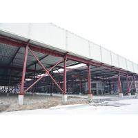 Wholesale Red Paint Metal Garage Buildings For Cargo Storage & Logistic Transportaiton from china suppliers