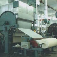 Wholesale Tissue Paper Production Line/One Pulp Making Line, Uses Waste Water and Wood Pulp Materials from china suppliers