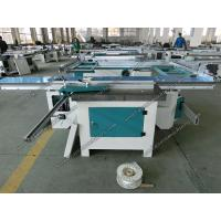 Buy cheap Sliding Panel Saw Machine with scoring blade 3200mm cutting length CE quality from wholesalers