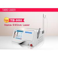 China Home Use 980nm Diode Laser Vascular Removal Varicose Veins Reduction Skin Beauty Machine wholesale