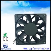 Waterproof Explosion Dc Axial Motor Fan For Industrial Ventilation , 120mm X 120mm X 38mm