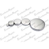 Buy cheap N42 NdFeB Magnet Neodymium Disc Magnets with Diametrically Magnetized from wholesalers