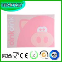 China food grade ptfe silicone baking mat with custom printing  Silicone Baking Mat on sale